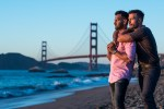 San Francisco Engagement Photographer Baker Beach