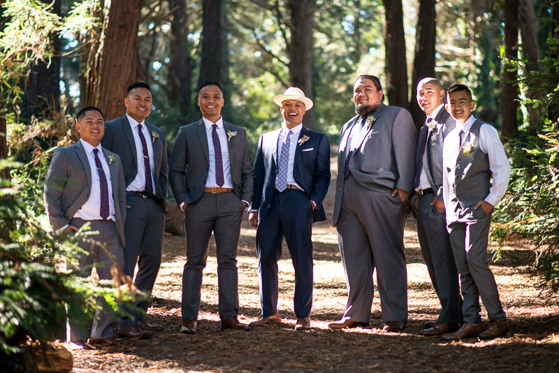 San Francisco Wedding Photography groomsmen