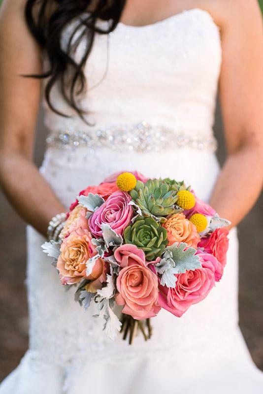 San Francisco Wedding Photography bouquet