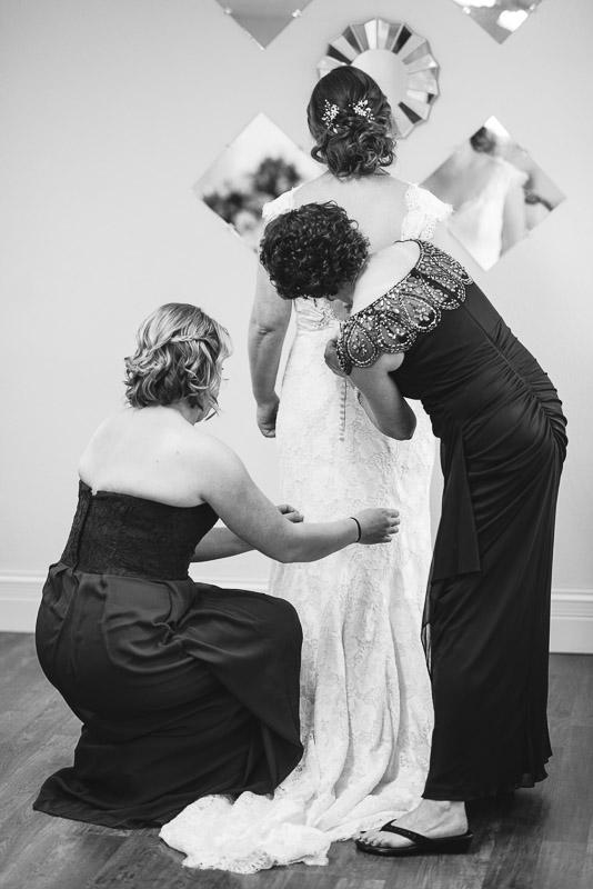 San Francisco Wedding Photography Villa Chanticleer wedding dress