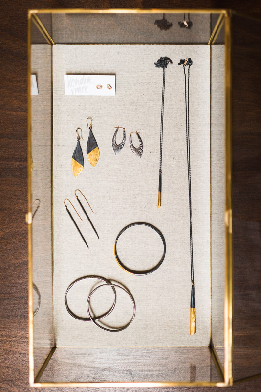 San Francisco Small Business Photography Kendra Renee Jewelry collection
