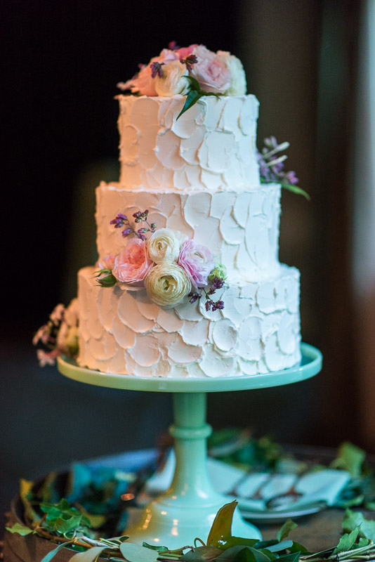 deer park villa wedding photography cake