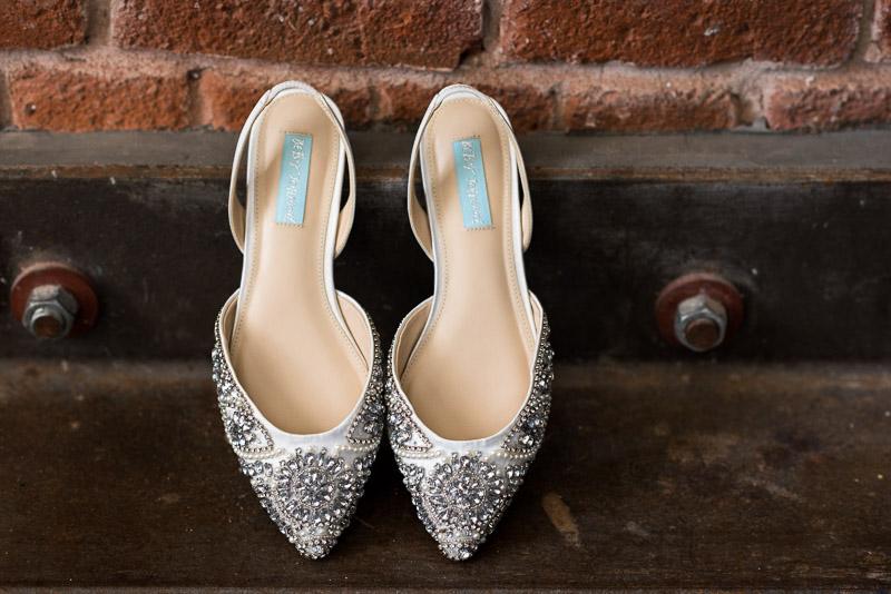 San Francisco Wedding Photographer Argonaut Hotel shoes