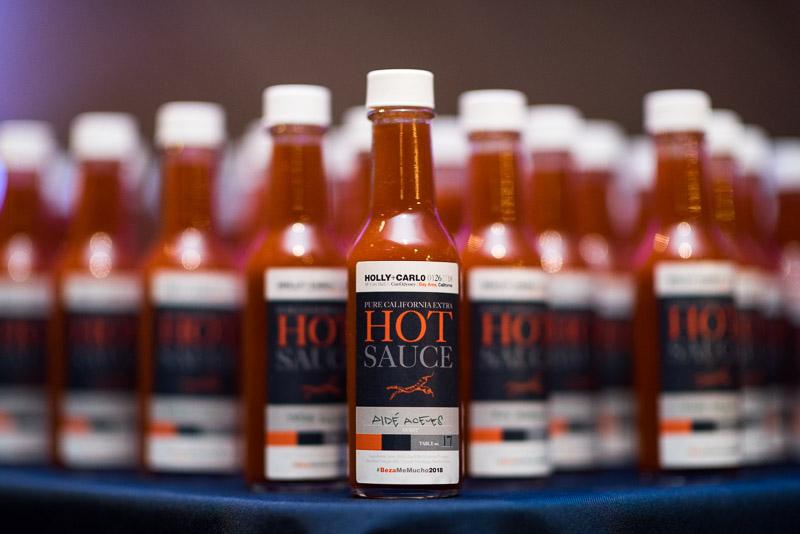 san francisco curiodyssey wedding custom hot sauce