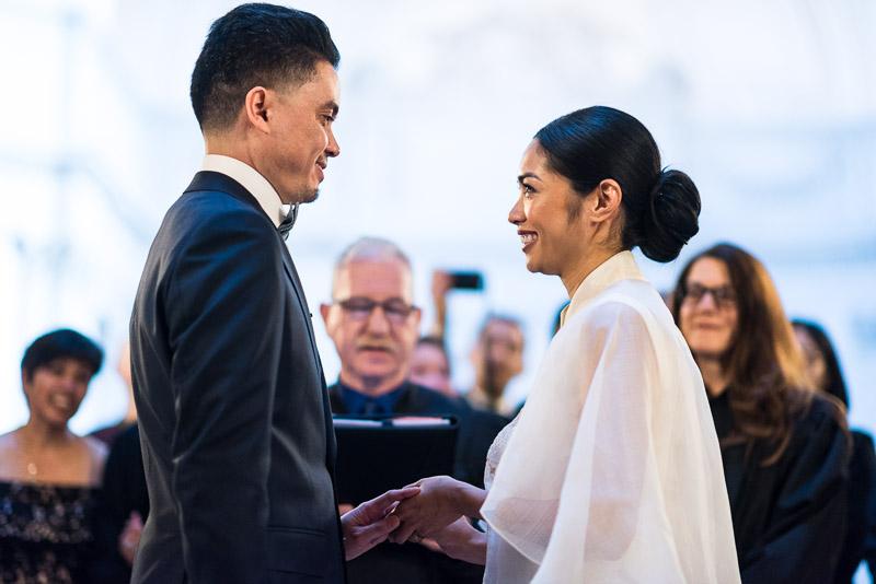San Francisco City Hall marriage