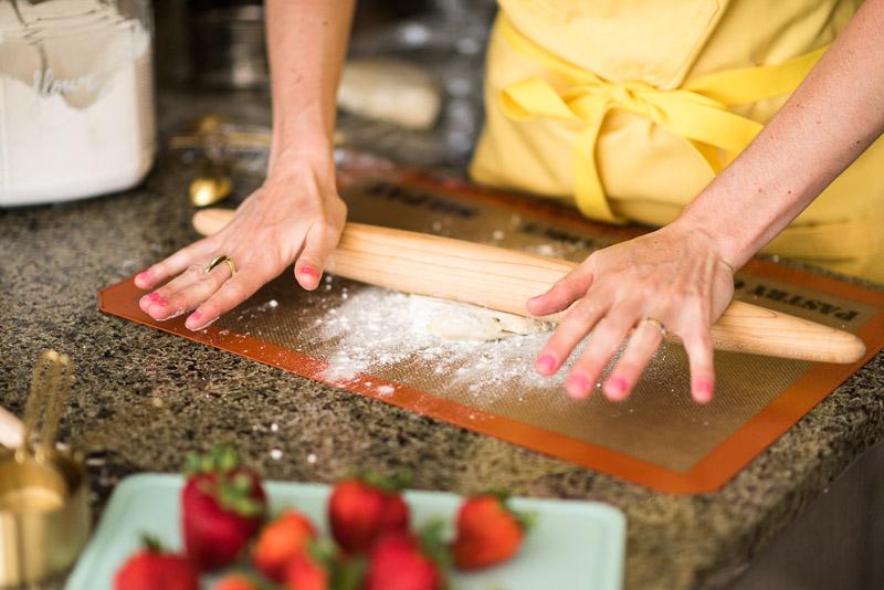denver small business photography homemade dessert