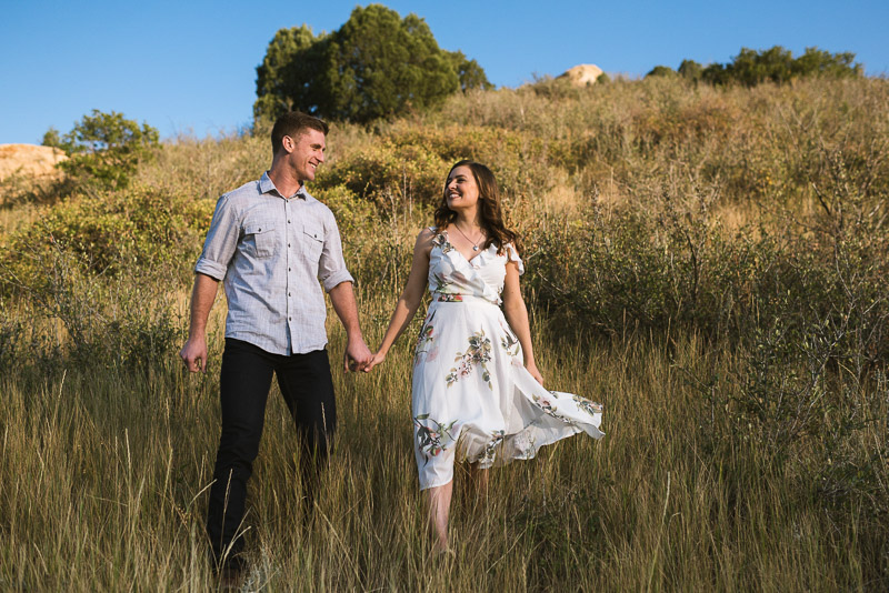 Denver Engagement Photography Morrison