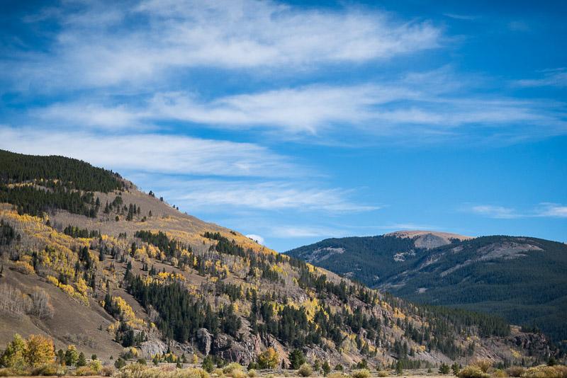 Vail Wedding Photography Camp Hale autumn mountains