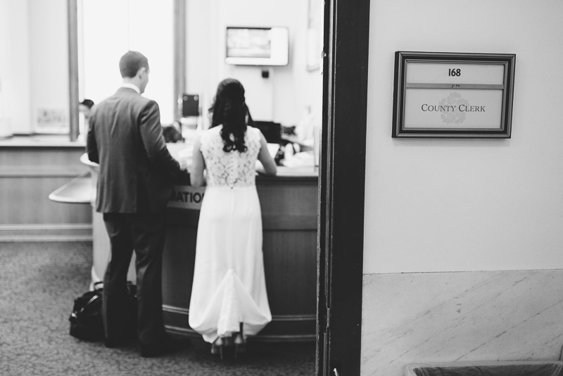 San Francisco City Hall Wedding Photography county clerk
