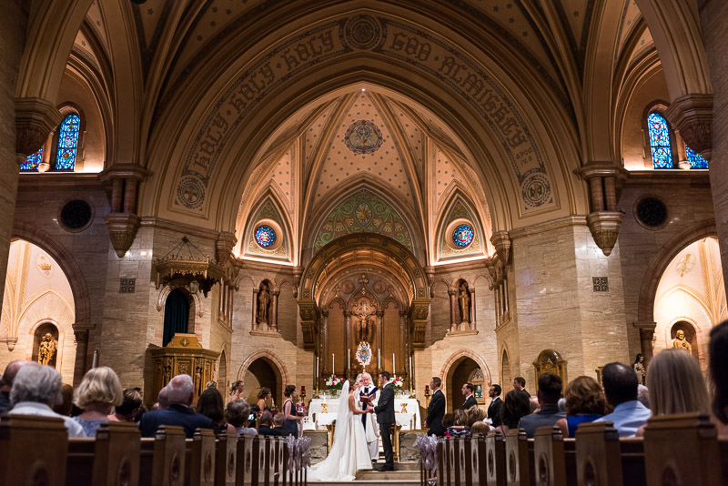 denver athletic club wedding photography holy ghost wedding