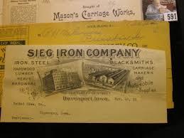 sieg iron company