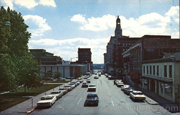Main Street Davenport, IA