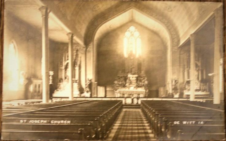 St. Joseph Dewitt Interior