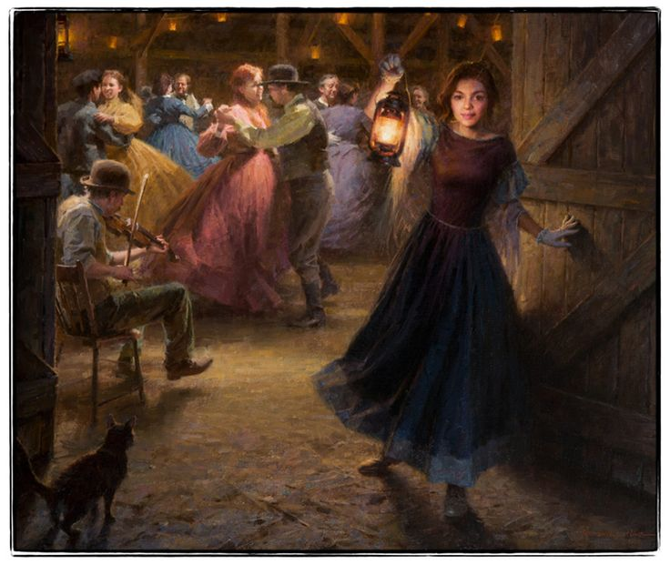 The Barn Dance Morgan Weistling