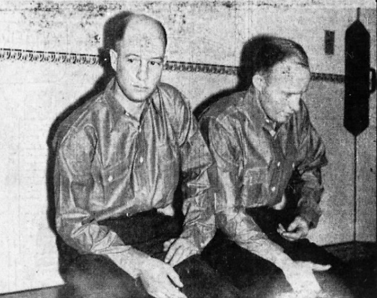 Paul and Everett Schroeder