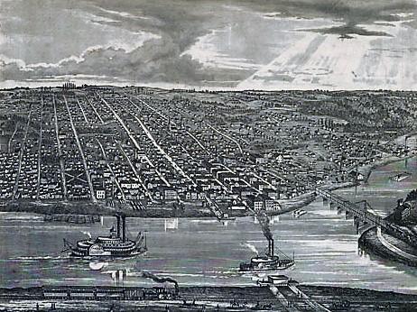 Davenport, Iowa