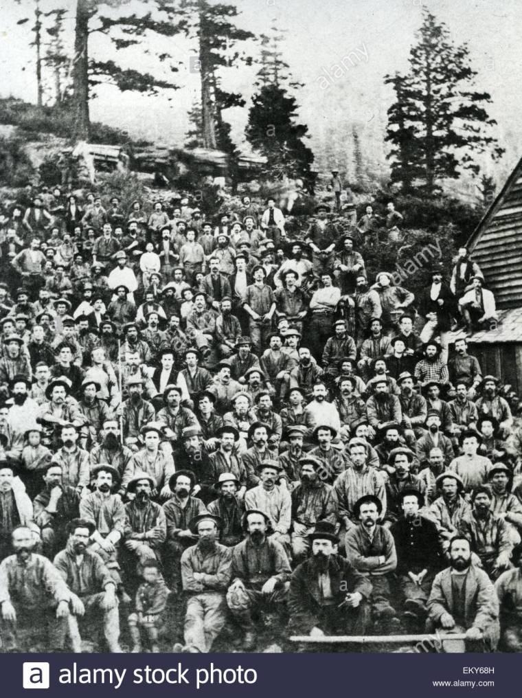 Gold Rush Miner 1852
