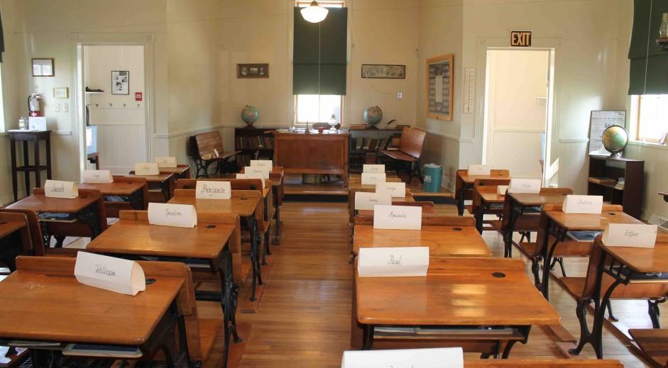 Inside Portal School