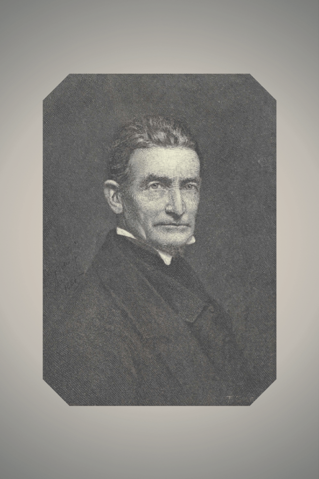 John Brown Woodcut