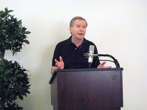 voice over coach John Burr offers voice over courses
