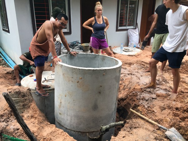 Septic Tanks - Cambodia