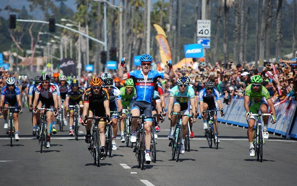 Amgen Tour of California - Professional Cycling Race