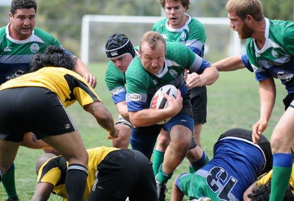 Santa Barbara Grunions Rugby Club
