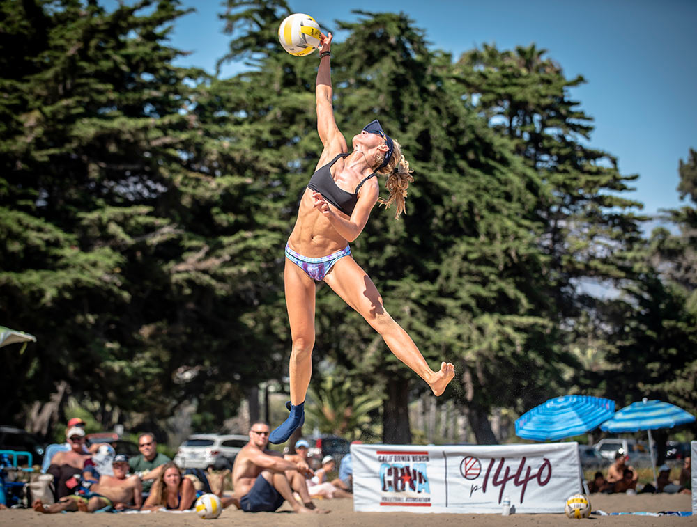 California Beach Volleyball Association