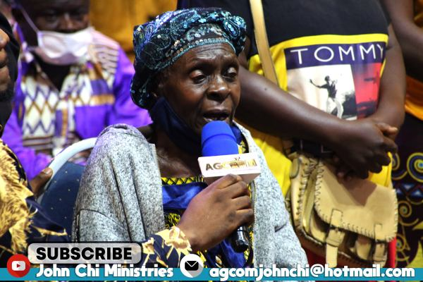 APOSTLE JOHN CHI DECLARES THAT THIS WOMAN IS NOT A WITCH cover
