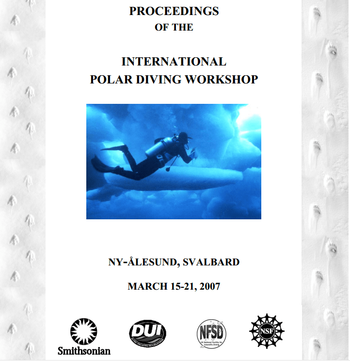 Svalbard Workshop cover