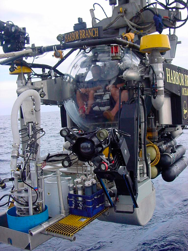 Bubble Submarines Resurface After Fifty-Two Years