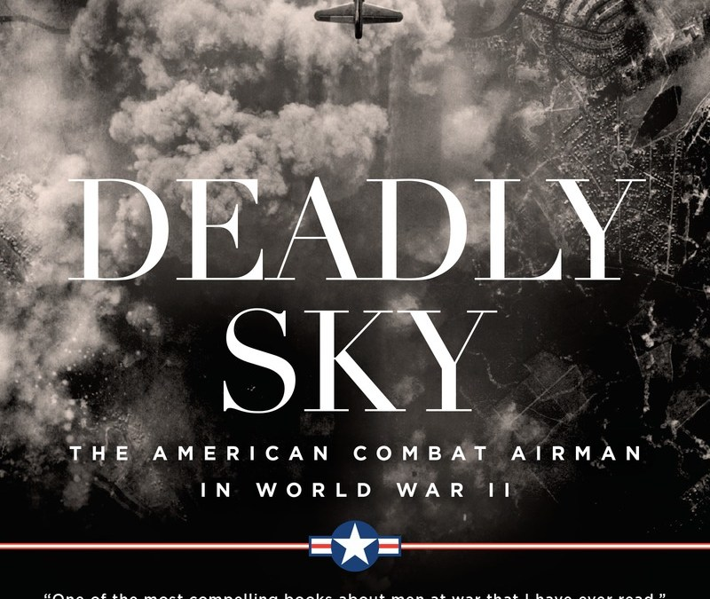 Coming Soon – Deadly Sky – August 2, 2016
