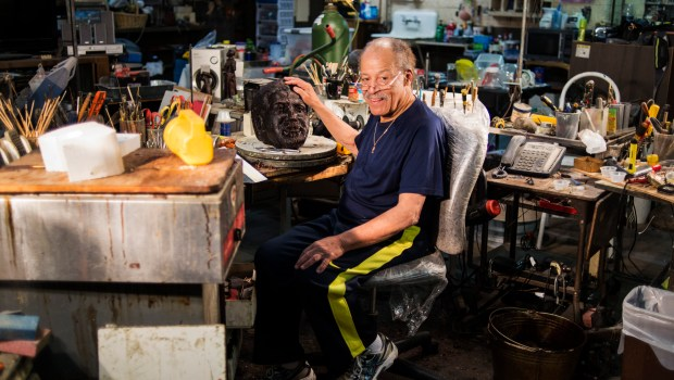 Ed Dwight Jr, from Astronaut to Artist