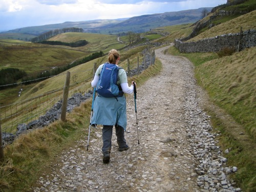 The Path Back to Horton in Ribblesdale