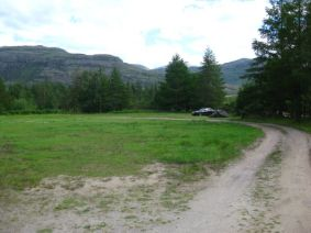 Torridon Camp Site