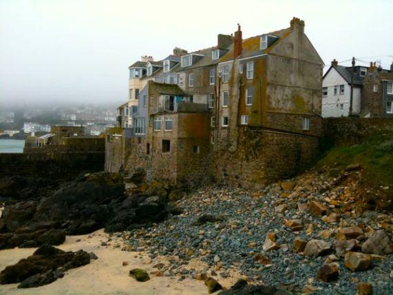 A House On The Beach