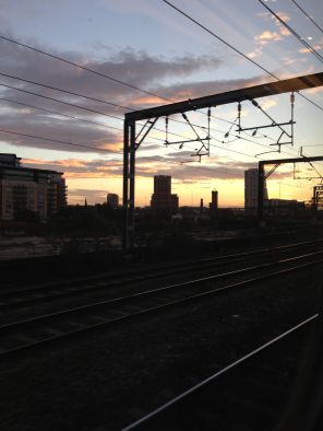 Sunrise In Leeds