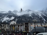 High Wire Walking in Chamonix