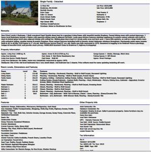 John Connolly Real Estate   Braintree MA