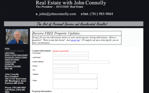 John Connolly Real Estate | SUCCESS! Real Estate