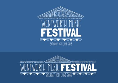 Branding and logo design - Wentworth Music Festival