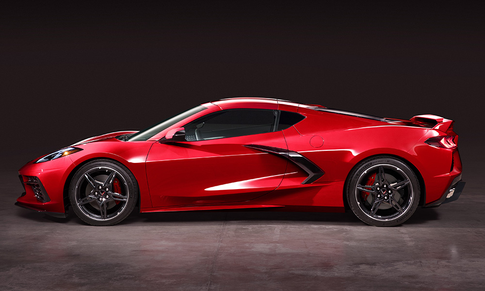 Mid Engine Corvette C8 Stingray Revealed Sportscar365