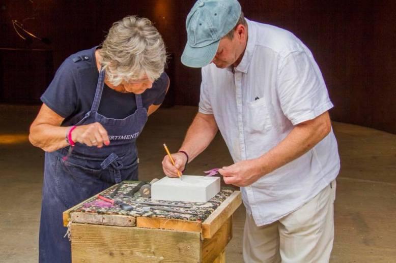 Stone Sculpture Workshop