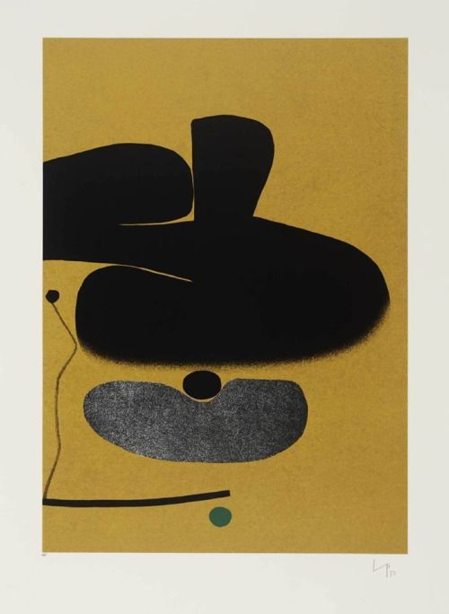 Painter Victor Pasmore one of my favourite painters