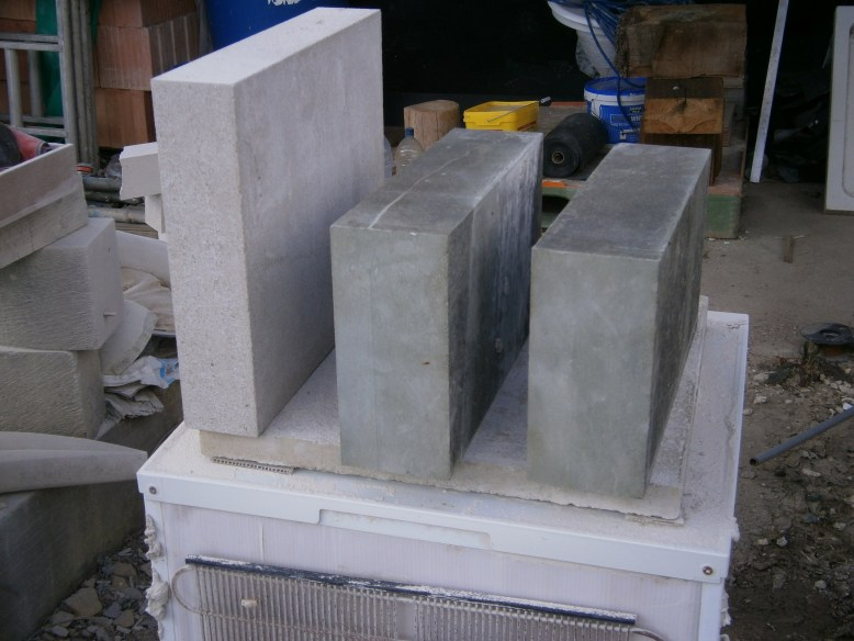 blocks of Stone for Sculpting