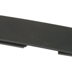 150mm BLACK SAFETY HASP & STAPLE