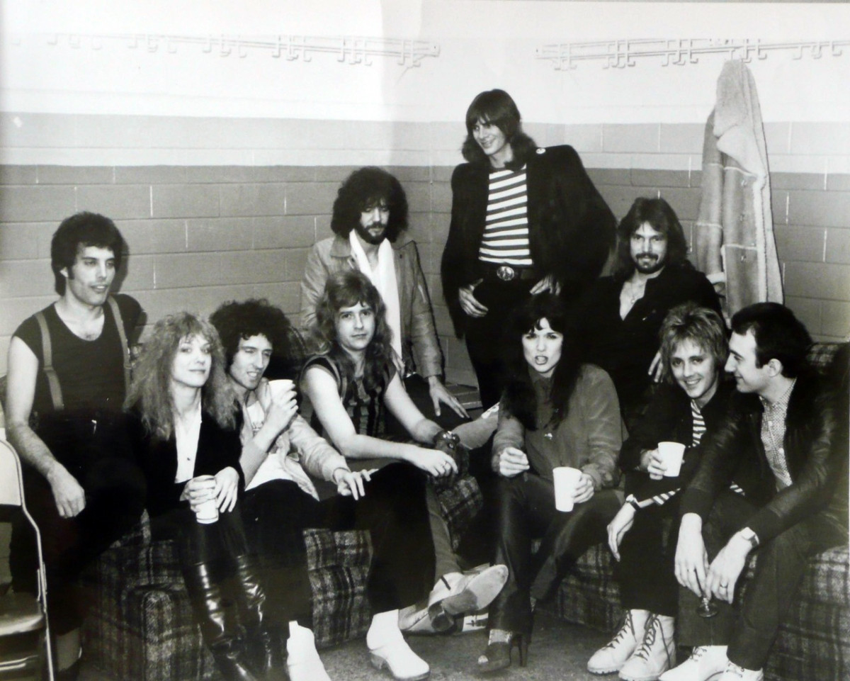 1978 John Deacon Queen Polski Fanklub Queen