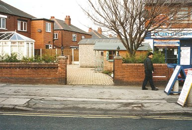 Landscaping driveway - Beeston, Leeds