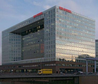 Hamburg-Spiegel-firmensitz