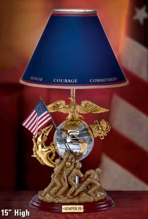 iwo-jima-marine-lamp
